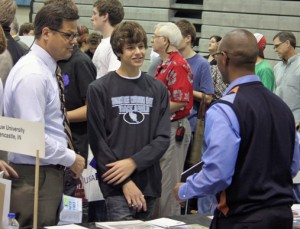 PTA Hosts 51st Annual College Clinic