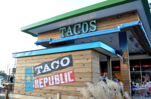 Taco Republic Provides New Twist on Tacos