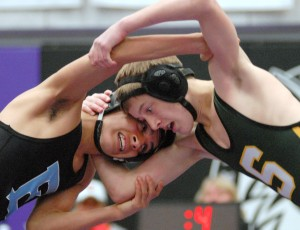 Gallery: Boys' JV Wrestling vs BVNW