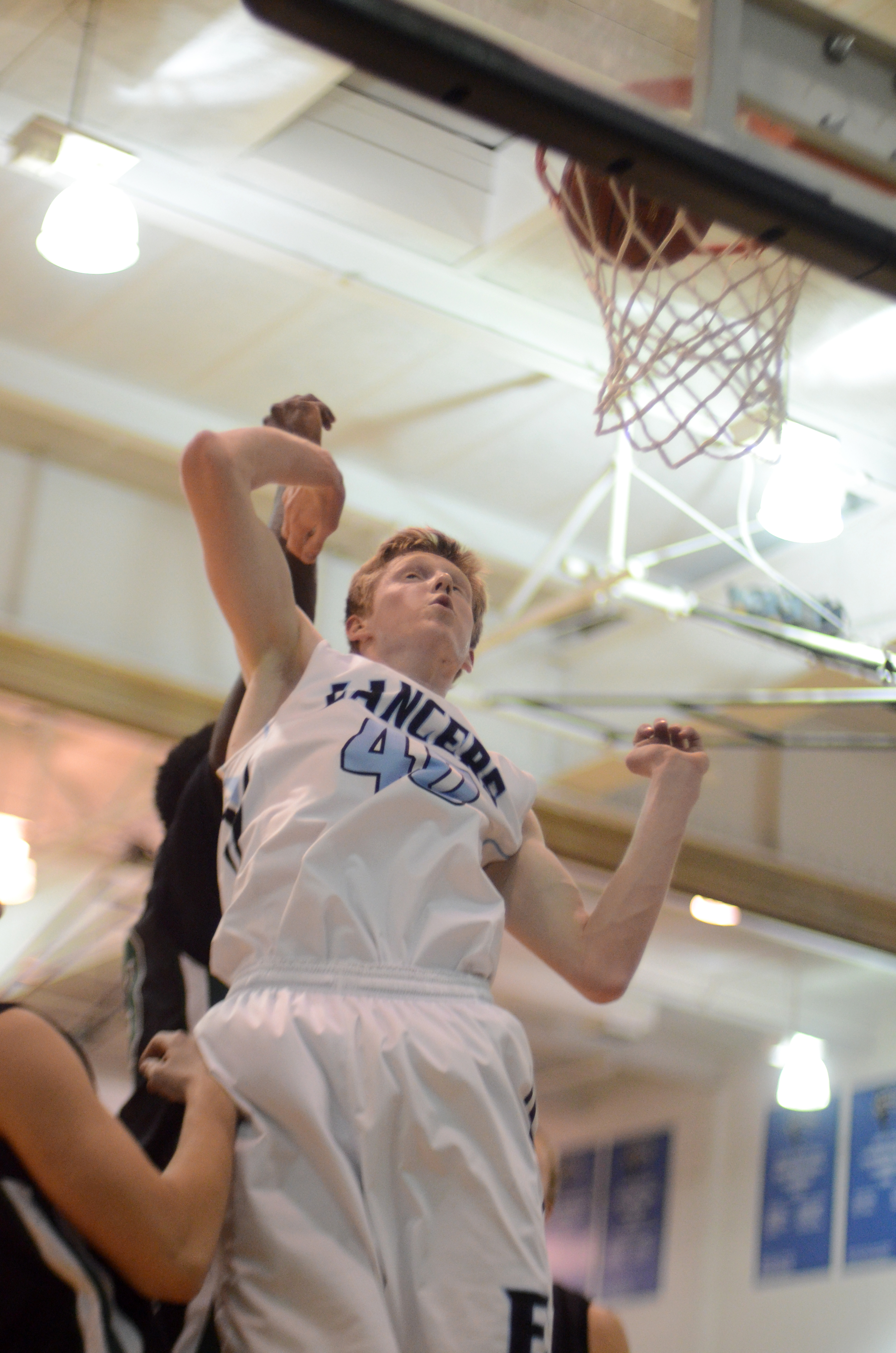 Gallery: Boys Basketball vs. Lawrence Free State