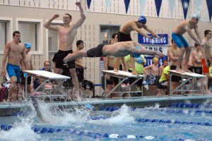 Live Broadcast: Boys' Swim and Dive vs. Olathe East