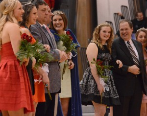 Sweetheart Royalty Announced