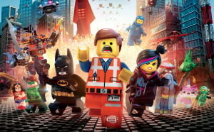 """The Lego Movie"" Makes a Splash"