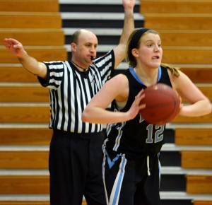 Gallery: Girls' Basketball vs. Olathe South