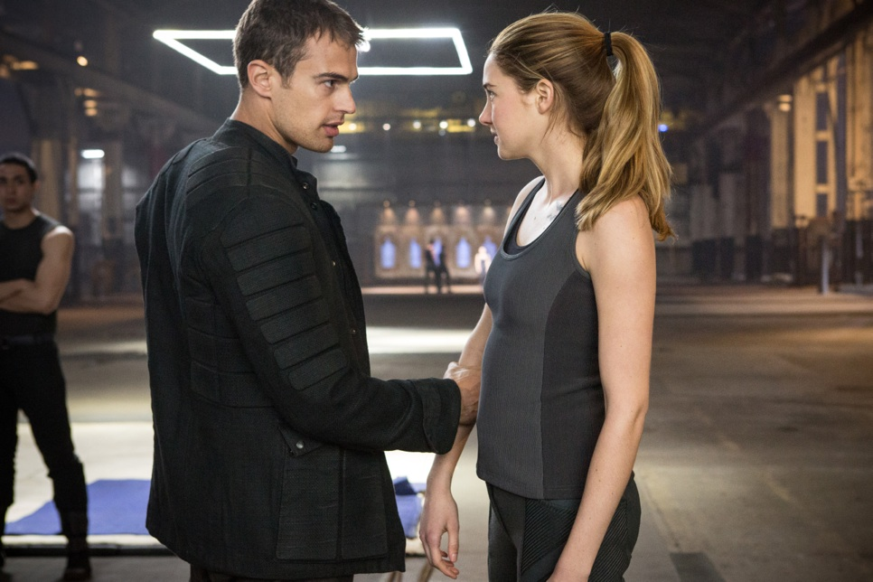 """Divergent"" Movie Flawed But Entertaining"