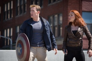 """Captain America"" Provides Feel-Good Enjoyment"