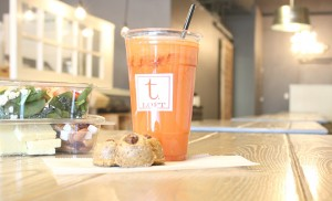 Juice Bar Refreshes, Energizes