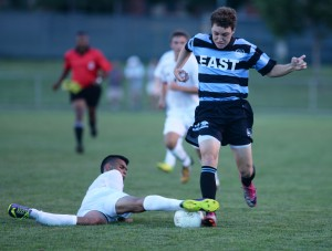Recap: Boys' Soccer vs. SM Northwest