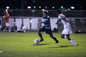 Recap: Boys' Soccer vs. Lawrence Free State