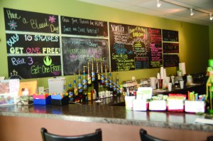 Energetic Juice Bar Is Healthy Success