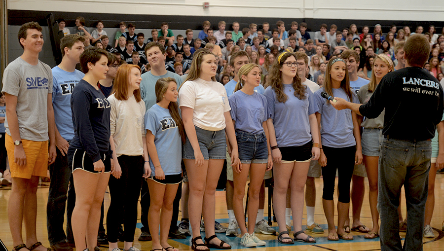 Live Broadcast: East Area Choir Festival