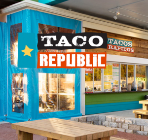 'Nacho' Average Taco Joint