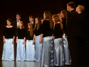 Live Broadcast: Winter Choir Concert 2015