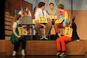 The 25th Annual Putnam County Spelling Bee Preview