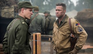 """Fury"" Delivers Pitt's Best Performance"