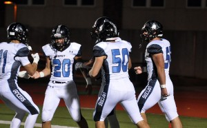 Recap: Football vs. SM North