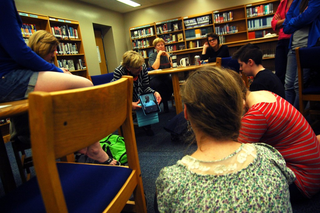Librarian Struggles To Reignite Library Involvement