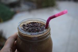 Grass Fed: Double Chocolate Protein Shake