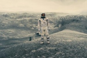 Interstellar Goes Above and Beyond
