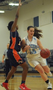 Gallery: Freshman Girls Basketball vs. Olathe East