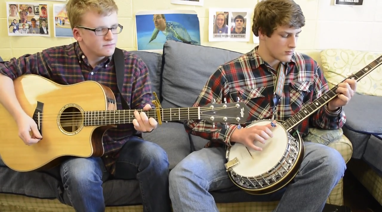 Blue Couch Session: Deegan Poores and Isaac Schmidt