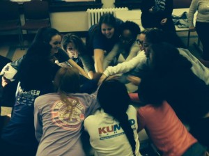 Girls Leadership Program Involves East Students