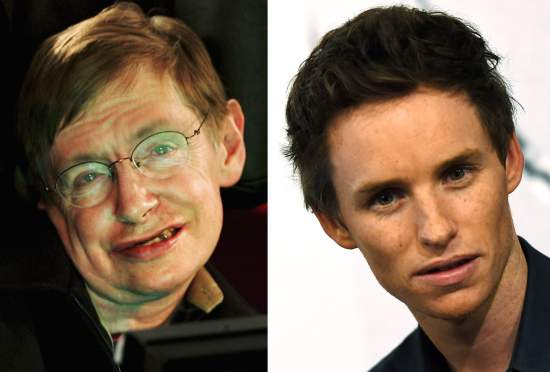 FILE PHOTO:  Eddie Redmayne To Play Stephen Hawking In Biopic Role