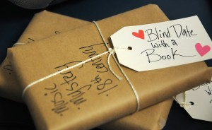 Library Hosts Blind Date With A Book