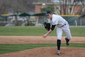 Baseball Faces Off Against Northwest