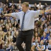 "Mr. Haney dances and lip syncs to ""Ice Ice Baby"". Photo by Morgan Browning"
