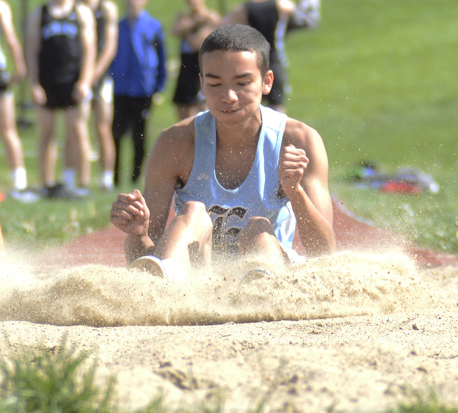 Gallery: JV Track Meet
