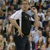 "Choir director, Ken Foley strikes a pose while lip syncing ""Shake it Off"" in the competition. Photo by Morgan Browning"