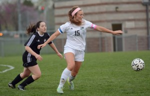 Gallery: Girls Soccer vs. Lawrence