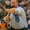 "Mr. Haney competes in the lip syncing competition with ""Ice Ice Baby"". Photo by Joseph Cline"