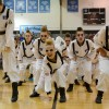 The Lancer Dancers perform their hip hop dance. Photo by Joseph Cline