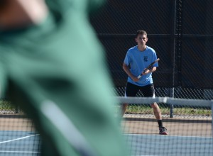 Boys' Tennis Districts: Q&A with Reese Goulding
