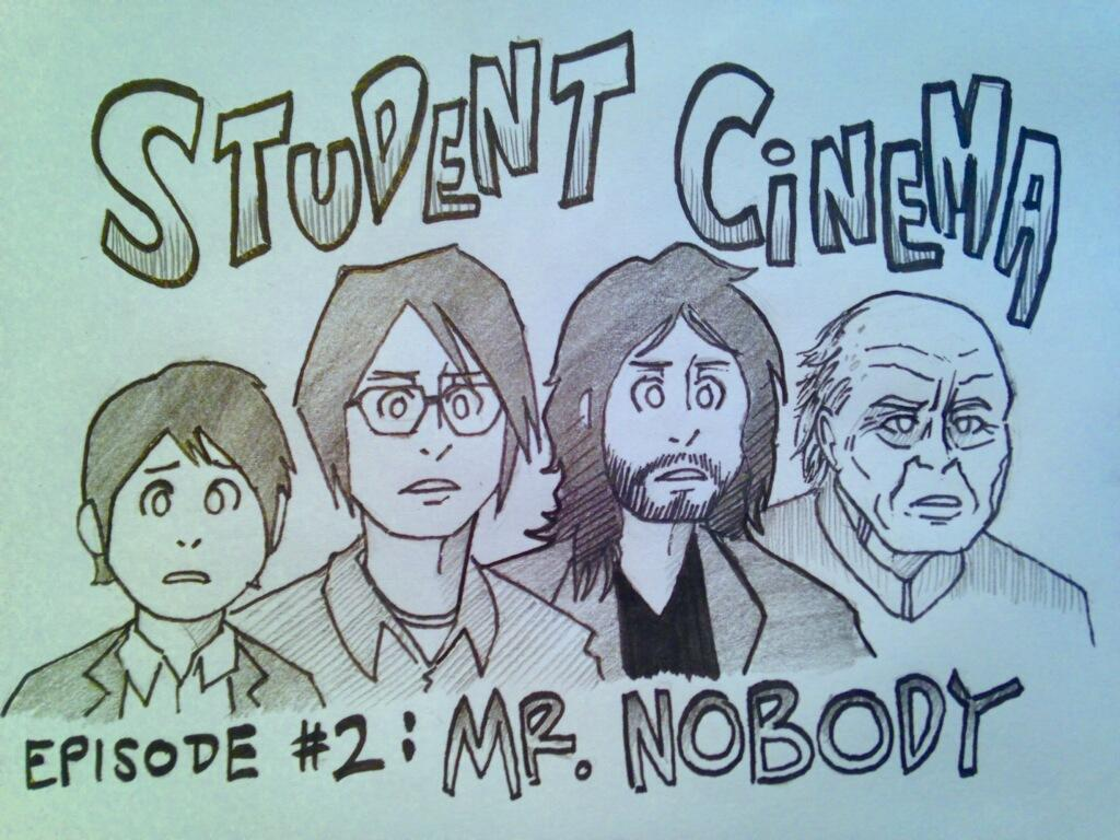 Podcast: Student Cinema Ep. 2