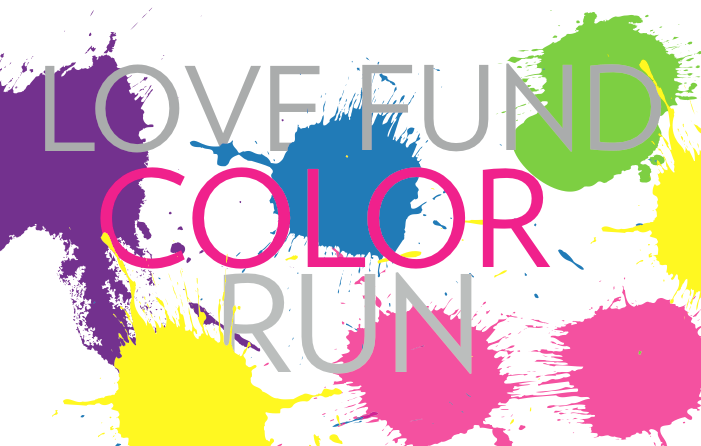 Soundslide: Color Run 2015