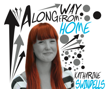 A Long Way From Home: Katharine Swindells