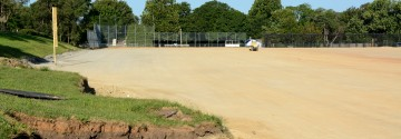New Turf Fields at East