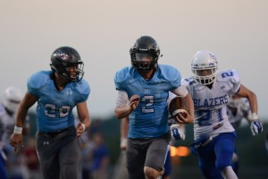 Gallery: Varsity Football vs. Gardner-Edgerton