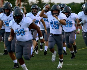 Preview: State Sectional Football vs. Olathe North