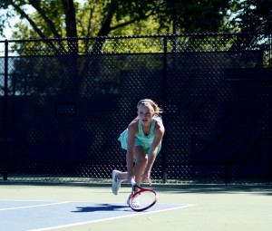 Gallery: Varsity Sunflower Legue Tennis Tournament