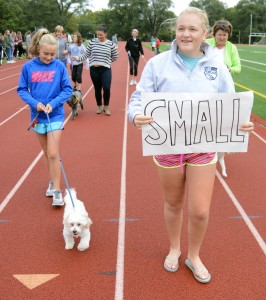 Dog Dash and Puppy Pageant