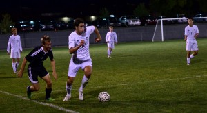 Live Broadcast: Soccer vs. Olathe East