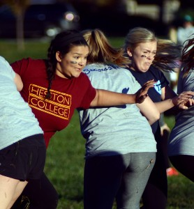 Gallery: Powder Puff Game