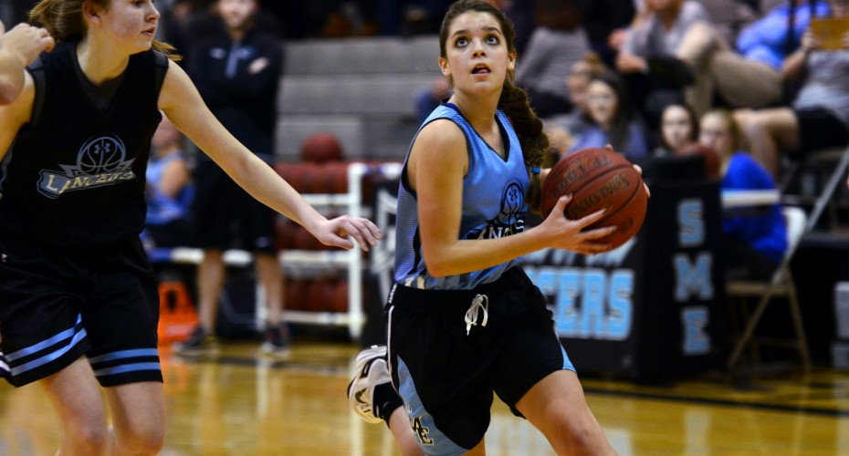 Live Broadcast: Girls' Varsity Basketball vs. SM South