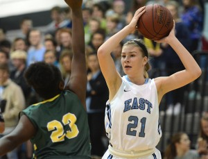 Live Broadcast: Varsity Girls' Basketball vs. Lawrence Free State