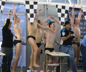 Gallery: Boys Swim vs. BVN