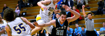 Gallery: Varsity Boys' Basketball vs. Olathe South